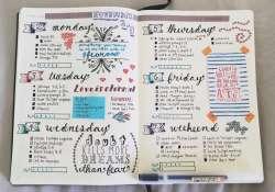 Bullet Journal, a testreszabható naptár módszer