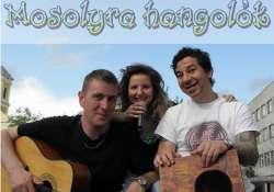 Mosolyra Hangolók együttes a gyerekek új kedvence!