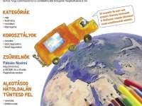 Kukásautóval a Föld körül - GYERMEKRAJZ-PÁLYÁZAT